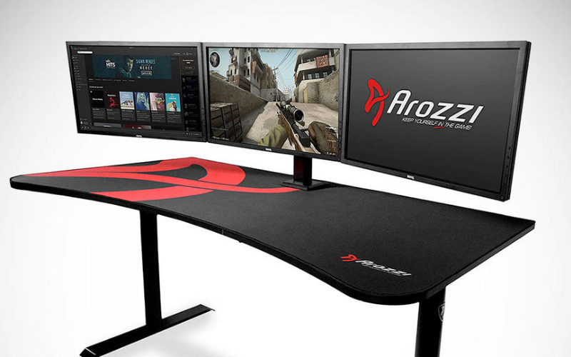 Arozzi Arena Desk Review