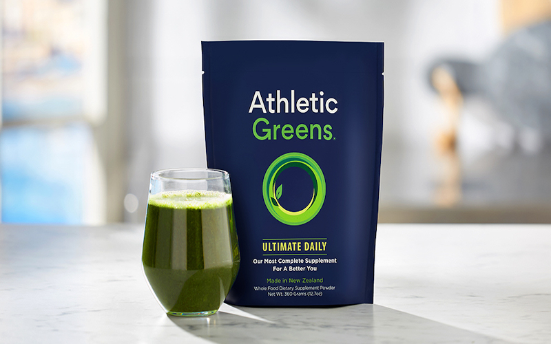 Athletic Greens Ultimate Daily Powder