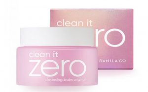 Clean It Zero Balm