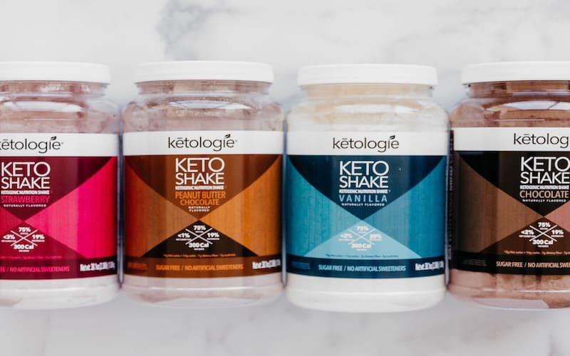 Ketologie Keto Shakes
