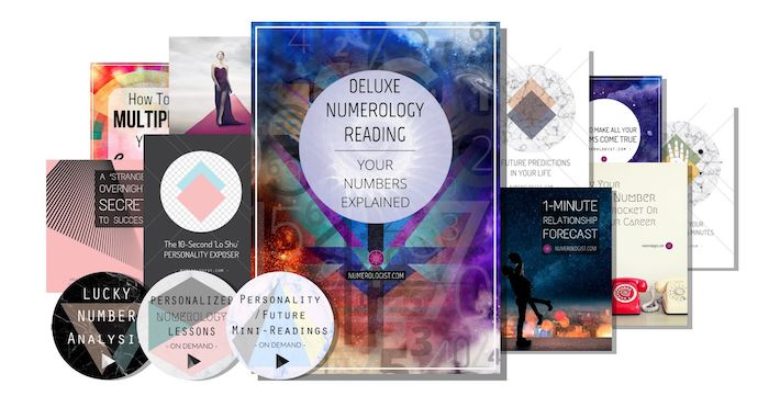 Numerologist Deluxe Numerology Report