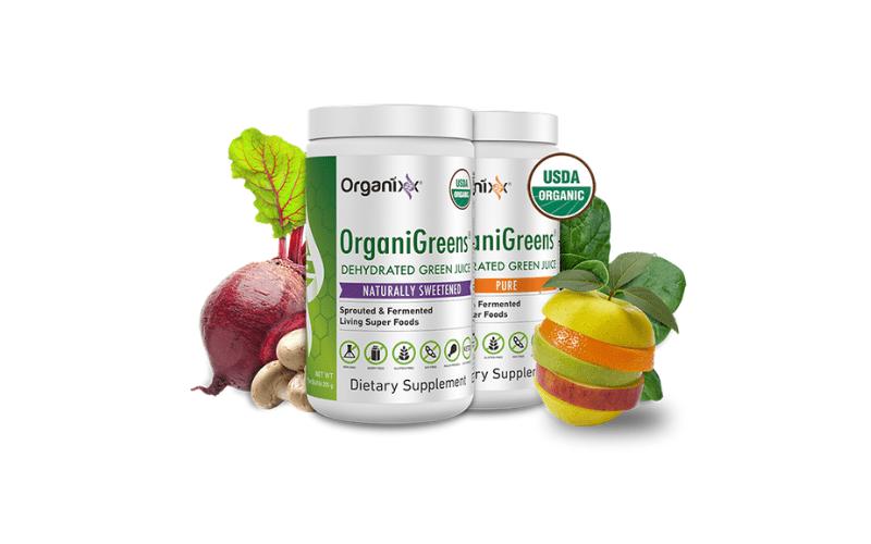 Organixx Organic OrganiGreens