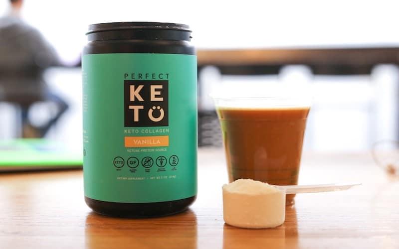 Perfect Keto Collagen Powder review
