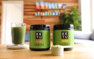 Perfect Keto Greens Powder