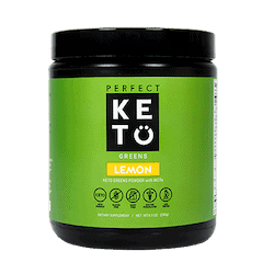 Perfect Keto Greens Powder