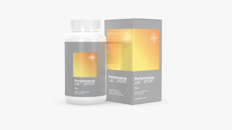 Performance Lab Pre-Workout review