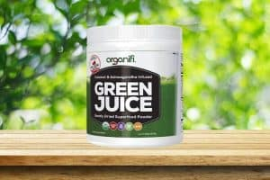 Review of Organifi Green Juice