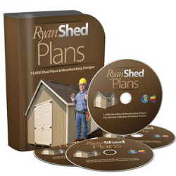 Ryans Shed Plans