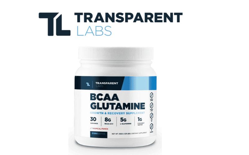 Transparent Labs BCAA Review
