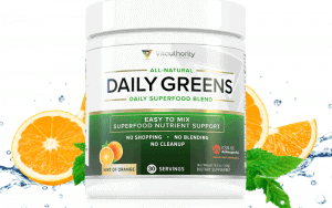 Vitauthority Daily Greens Reviews
