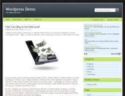decker wordpress theme