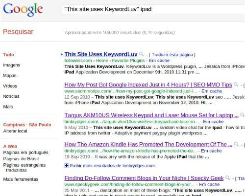 google-keywordluv
