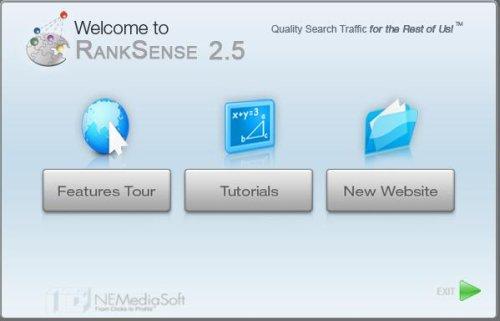 ranksense software intro