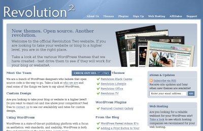 revolution two theme