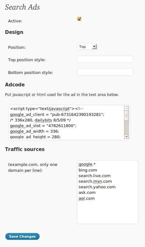 search-ads-wordpress-plugin