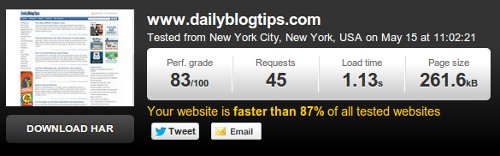 website-speed-tool